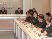 Gobierno tailandés llama apoyo popular al proyecto de nueva constitución