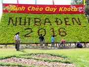 Amplias actividades en Vietnam para saludar Año del Mono