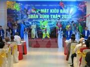 Destacan aportes al desarrollo nacional de vietnamitas en ultramar