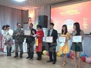Vietnamitas en Rusia celebran Año Nuevo Lunar