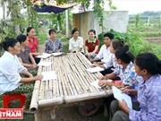 Organización belga ayuda a agricultores de Vietnam a superar pobreza