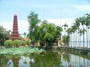 Pagoda Tran Quoc, una reliquia milenaria
