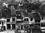 Hanoi- Viejas calles y oficios tradicionales