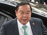 Tailandia fija fecha para referéndum sobre borrador de Constitución