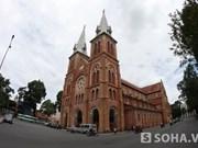 La Catedral de Notre Dame en Ciudad Ho Chi Minh