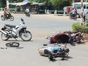 Asciende a 210 número de muertos por accidentes viales en Tet
