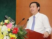 Destacan aportes del Banco de Desarrollo de Vietnam al país