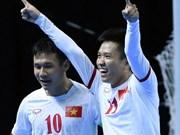 Vietnam avanza a cuartos de final de campeonato asiático de futsal
