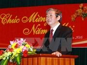 Prensa vietnamita contribuye significativamente a éxitos del país