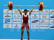 Halterófilo vietnamita hereda medallas de oro tras caso de dopaje