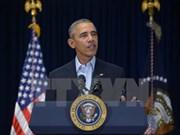 Obama exhorta a pasos tangibles para aliviar tensión en el Mar del Este