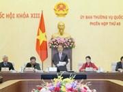 Vietnam prepara último período de sesiones parlamentarias de XIII legislatura