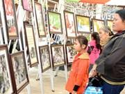 Abren exposición fotográfica sobre presidente Ho Chi Minh en Thai Nguyen