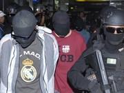 Indonesia arresta a 44 sospechosos de insurgentes musulmanes