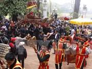 Inauguran fiesta ceremonial en honor de santo legendario vietnamita