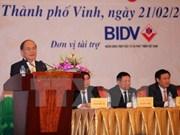 Presidente parlamentario llama a empresas a ampliar negocios