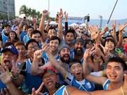 Nutrida participación en carrera sin calzados en Da Nang