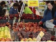 Recomienda autoridad australiana impulsar exportaciones de alimentos a Vietnam