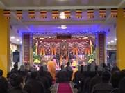 Vietnamitas en Rusia se suman al primer Festival de luna llena de Año Lunar