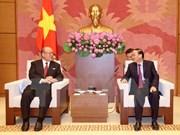 Grupos parlamentarios de Vietnam y Japón impulsan vínculos
