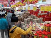 Hanoi: IPC aumenta 0,47 por ciento en febrero