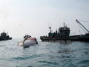 Indonesia hunde otros barcos extranjeros que faenan ilegalmente