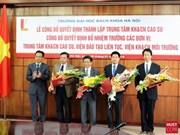 Crearán en Vietnam Centro de Ciencia y Tecnología de caucho con ayuda japonesa