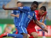 Becamex Binh Duong empata y tiene primer punto en liga de campeones de fútbol