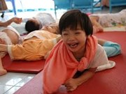 UNICEF presta atención a víctimas de agente naranja/dioxina