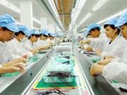 Exportación vietnamita alcanza 17 mil millones de dólares