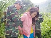 Destacan eficiencia de línea telefónica directa en lucha contra trata humana
