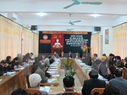 Celebran conferencia instructiva para presentar candidatos a Parlamento
