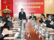 Presidente urge mayor contribución de la Universidad Nacional de Hanoi