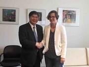 Vietnam y Alemania promueven cooperación entre sus localidades