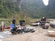 """Kong: Skull Island"" filma cuevas majestuosas de provincia Ninh Binh"