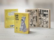 Artistas vietnamitas ganan premio internacional de cómic japonés