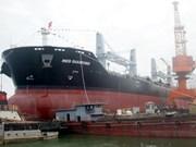 Logrados diversos contratos en exposición de industria naval de Vietnam