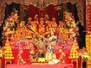 Diplomáticos extranjeros exploran culto tradicional de Vietnam a Madre Diosa