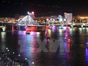 Marineros de vuelta de vela Clipper continúan su itinerario a China