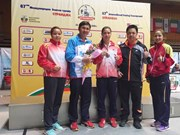 Plata para boxeadora vietnamita en torneo internacional Strandja