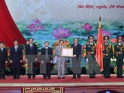 Enaltecen contribuciones de rama de asuntos interiores a lucha anticorrupción