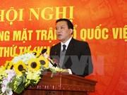 Vietnam continúa preparaciones para elecciones parlamentarias