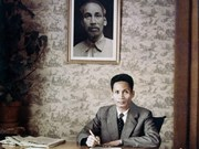 Vida de expremier Pham Van Dong, en fotos