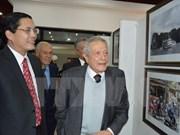 Exhiben en Egipto fotos de logros de reformas en Vietnam
