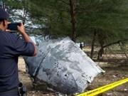 Hallados en costa de Mozambique posibles restos del MH370