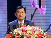 Presidente vietnamita visitará Tanzania, Mozambique e Irán