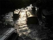 Al menos 50 personas heridas por explosión de motor de un barco en Tailandia