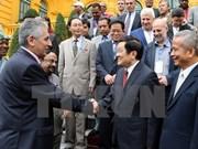 Presidente vietnamita recibe a secretario general de Federación Sindical Mundial