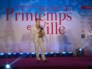 Organizan en Hanoi gala de ex estudiantes vietnamitas en Francia