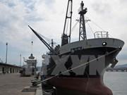 Filipinas espera por reacción de ONU sobre barco norcoreano
